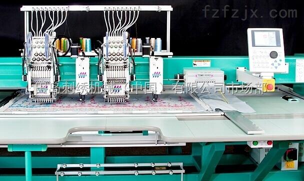 TCMX 系列特种毛巾绣刺绣机