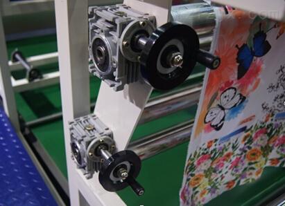 热转印印花机,转印印花机,数码滚筒机 压光机专业版(双滚筒)