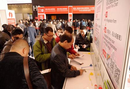 世界各地的专业观众汇聚中国数码印刷展